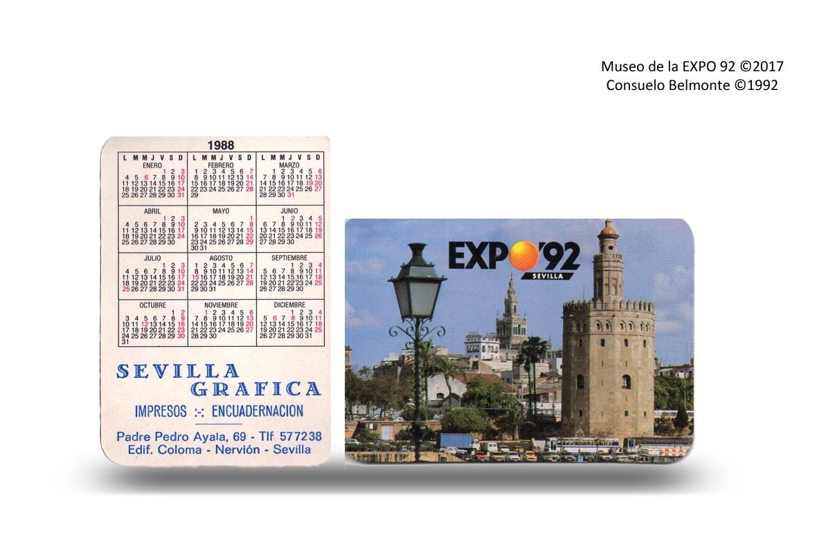 Sevilla gráfica